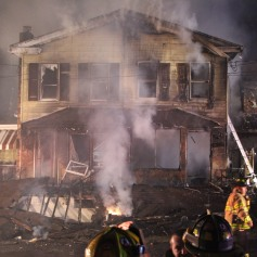 House Fire, Sunny Drive, Mary D, 12-7-2014 (277)
