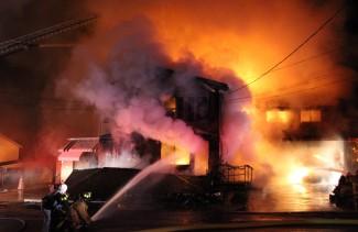 House Fire, Sunny Drive, Mary D, 12-7-2014 (3)