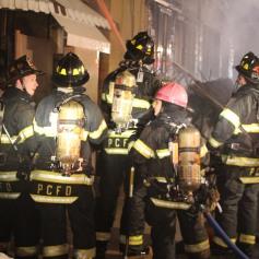 House Fire, Sunny Drive, Mary D, 12-7-2014 (339)