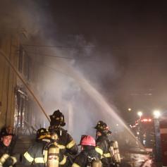 House Fire, Sunny Drive, Mary D, 12-7-2014 (342)