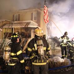 House Fire, Sunny Drive, Mary D, 12-7-2014 (344)