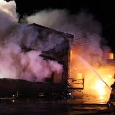 House Fire, Sunny Drive, Mary D, 12-7-2014 (58)