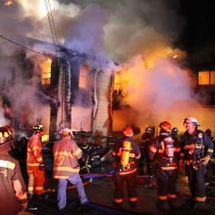House Fire, Sunny Drive, Mary D, 12-7-2014 (93)