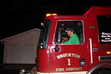 Santa Parade, Green Street, Brockton, 12-6-2014 (2)