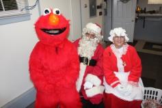 Santa Parade, Green Street, Brockton, 12-6-2014 (201)