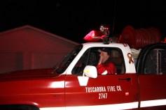 Santa Parade, Green Street, Brockton, 12-6-2014 (4)