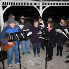 Tree Lighting, Santa, Lansford Alive, Kennedy Park, Lansford, 11-29-2014 (101)