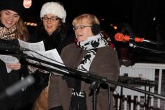 Tree Lighting, Santa, Lansford Alive, Kennedy Park, Lansford, 11-29-2014 (103)