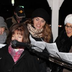 Tree Lighting, Santa, Lansford Alive, Kennedy Park, Lansford, 11-29-2014 (105)