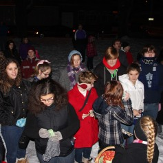 Tree Lighting, Santa, Lansford Alive, Kennedy Park, Lansford, 11-29-2014 (13)