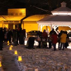 Tree Lighting, Santa, Lansford Alive, Kennedy Park, Lansford, 11-29-2014 (133)