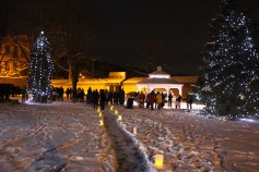 Tree Lighting, Santa, Lansford Alive, Kennedy Park, Lansford, 11-29-2014 (136)