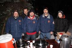 Tree Lighting, Santa, Lansford Alive, Kennedy Park, Lansford, 11-29-2014 (142)