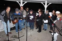 Tree Lighting, Santa, Lansford Alive, Kennedy Park, Lansford, 11-29-2014 (149)