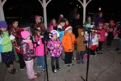 Tree Lighting, Santa, Lansford Alive, Kennedy Park, Lansford, 11-29-2014 (151)