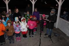 Tree Lighting, Santa, Lansford Alive, Kennedy Park, Lansford, 11-29-2014 (155)