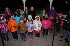 Tree Lighting, Santa, Lansford Alive, Kennedy Park, Lansford, 11-29-2014 (156)
