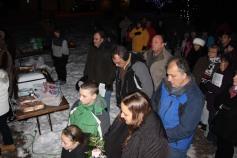 Tree Lighting, Santa, Lansford Alive, Kennedy Park, Lansford, 11-29-2014 (16)