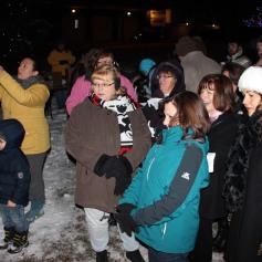 Tree Lighting, Santa, Lansford Alive, Kennedy Park, Lansford, 11-29-2014 (161)