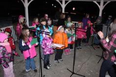 Tree Lighting, Santa, Lansford Alive, Kennedy Park, Lansford, 11-29-2014 (162)