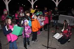 Tree Lighting, Santa, Lansford Alive, Kennedy Park, Lansford, 11-29-2014 (165)