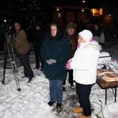 Tree Lighting, Santa, Lansford Alive, Kennedy Park, Lansford, 11-29-2014 (17)