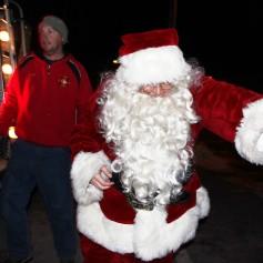 Tree Lighting, Santa, Lansford Alive, Kennedy Park, Lansford, 11-29-2014 (182)