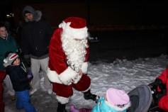 Tree Lighting, Santa, Lansford Alive, Kennedy Park, Lansford, 11-29-2014 (183)