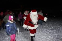 Tree Lighting, Santa, Lansford Alive, Kennedy Park, Lansford, 11-29-2014 (184)