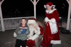 Tree Lighting, Santa, Lansford Alive, Kennedy Park, Lansford, 11-29-2014 (190)