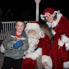 Tree Lighting, Santa, Lansford Alive, Kennedy Park, Lansford, 11-29-2014 (191)