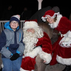 Tree Lighting, Santa, Lansford Alive, Kennedy Park, Lansford, 11-29-2014 (192)