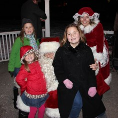 Tree Lighting, Santa, Lansford Alive, Kennedy Park, Lansford, 11-29-2014 (193)