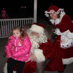 Tree Lighting, Santa, Lansford Alive, Kennedy Park, Lansford, 11-29-2014 (200)