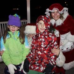 Tree Lighting, Santa, Lansford Alive, Kennedy Park, Lansford, 11-29-2014 (201)