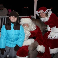 Tree Lighting, Santa, Lansford Alive, Kennedy Park, Lansford, 11-29-2014 (202)