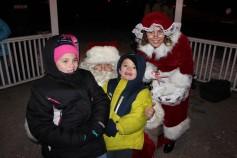 Tree Lighting, Santa, Lansford Alive, Kennedy Park, Lansford, 11-29-2014 (204)