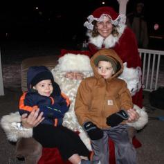 Tree Lighting, Santa, Lansford Alive, Kennedy Park, Lansford, 11-29-2014 (205)