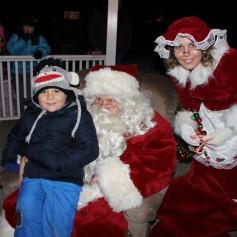 Tree Lighting, Santa, Lansford Alive, Kennedy Park, Lansford, 11-29-2014 (208)