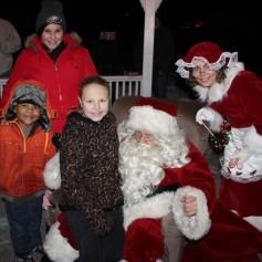Tree Lighting, Santa, Lansford Alive, Kennedy Park, Lansford, 11-29-2014 (209)