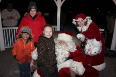 Tree Lighting, Santa, Lansford Alive, Kennedy Park, Lansford, 11-29-2014 (210)