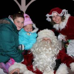 Tree Lighting, Santa, Lansford Alive, Kennedy Park, Lansford, 11-29-2014 (212)