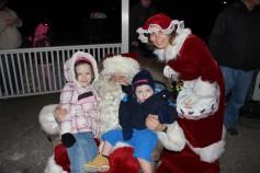 Tree Lighting, Santa, Lansford Alive, Kennedy Park, Lansford, 11-29-2014 (215)