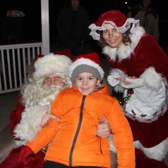 Tree Lighting, Santa, Lansford Alive, Kennedy Park, Lansford, 11-29-2014 (218)
