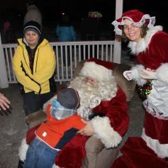 Tree Lighting, Santa, Lansford Alive, Kennedy Park, Lansford, 11-29-2014 (219)
