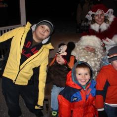 Tree Lighting, Santa, Lansford Alive, Kennedy Park, Lansford, 11-29-2014 (222)