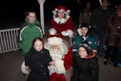 Tree Lighting, Santa, Lansford Alive, Kennedy Park, Lansford, 11-29-2014 (228)
