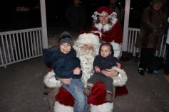 Tree Lighting, Santa, Lansford Alive, Kennedy Park, Lansford, 11-29-2014 (235)