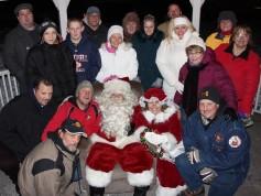Tree Lighting, Santa, Lansford Alive, Kennedy Park, Lansford, 11-29-2014 (236)