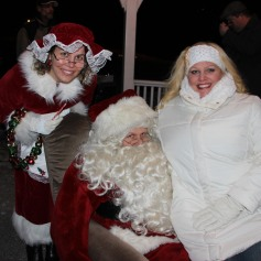 Tree Lighting, Santa, Lansford Alive, Kennedy Park, Lansford, 11-29-2014 (247)